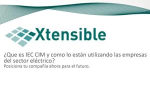 Que es IEC CIM – Spanish